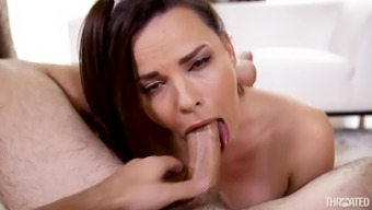 Dana Dearmond Fucked Hard Between Her Lovely Rosy Lips