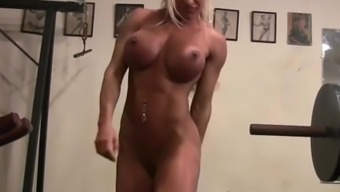 Ashlee Chambers (Naked In The Gym)