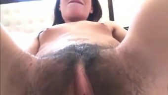 Fucking My Slim Darling With Hairy Cunt And Small Tits