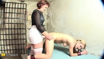 Amatory Mature Mistress With Her T Kassie From Dates25com