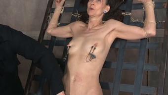 Kinky Mature Slut Paintoy Emma Ends Up Having A Hot Bdsm Session