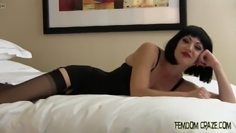 Eat All Your Cum Up Like A Good Little Slave Boy Joi