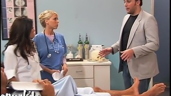 Marykate And Ashley Holeson (Hillary Scott) After Katie Morgan As Jizzie Stevens