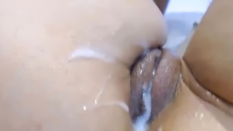 New Year'S Eve Squirting Dildo And Arrogant Uk