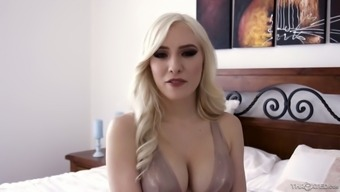 To Win Some Delicious Gooey Sperm Auburn Hottie Trillium Is Ready To Give Head