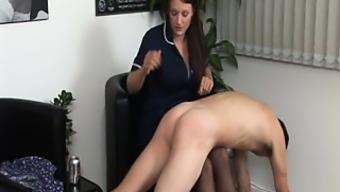 Best Mom Mllf Spanking Video. See Pt2 At Goddessheelsonline