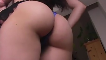 Sasha Grey Takes Off Her Clothes And Plays With Herself