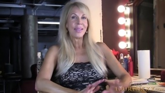 Mature Chick Erica Lauren Talks About Her Sexual Experiences