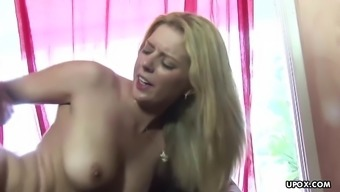 He Creamed Her Wet Pink Pussy And She Loved It