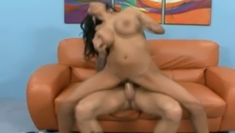 Sexy Priya Ray Totally Loses Herself In The Moment When She'S Fucking