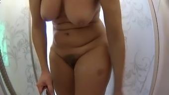 Wife Culona Shower