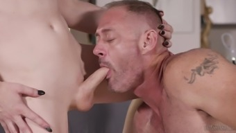 Kinky Shemale Natalie Mars Likes When A Horny Guy Bangs Her Ass