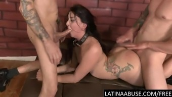 Butt Fucked Mandy Muse Deep Throats