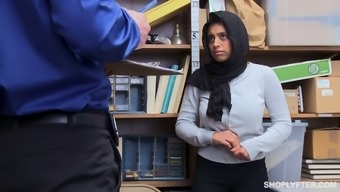 Guilty Migrant Ella Knox Has To Ride Dirty Cop'S Strong Cock
