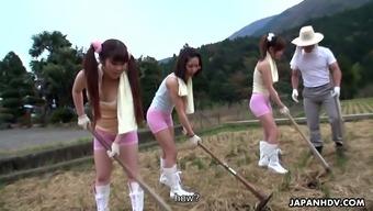 Lovely Kawaii Japanese Hottie Hana Otsuka Is Ready To Be Fucked Hard