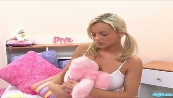Pallid Bitch Bree Olson Is So Emotional While Riding Strong Sloppy Cock