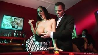 Hardcore Anal Fuck For Carmella Bing In A Hardcore Porn Star Orgy