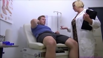Mother & Son Medical Exam - Brianna Beach - Mom Comes First - Preview