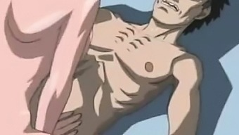 Hentai Scrubing A Cock In Sixtynine