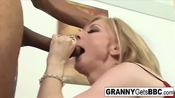 Astonishing Sex Movie Big Tits Great Unique - Interracial Gangbang, Nina Hartley And Trina Michaels