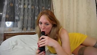 Marta Dreams Of A Big Black Cock And Gets A Pussy Full Of Cum