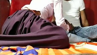 Devar Fucks Desi Bhabhi Extremely Hard When Hubby Left Her Alone