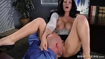 Jayden James - Big Tits At Work - Don'T Tell My Boss
