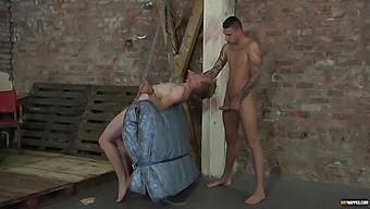 One Of The Things This Dude Loves Is Playing With A Friend'S Cock