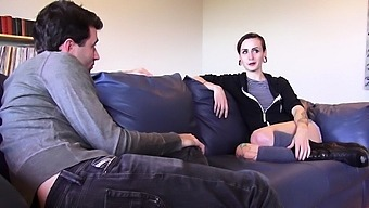 Sharon Applies Online For Porn With James Deen
