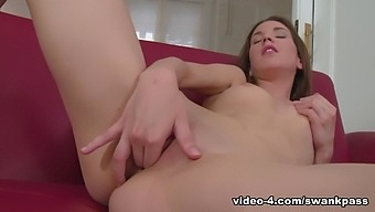 Candy Sweet Fingers Her Wet Hole - Swankpass