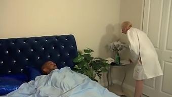 Nurse Seka'S Interracial Distraction
