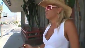 Busty Stepmom Gets Banged In My Van