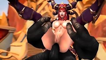 Anime Nice Sluts Fucks In All Poses Porn Compilation