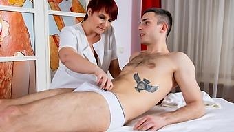 Mature4k. Mature Woman From Massage Parlor Hooks Up