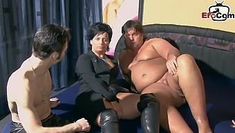 German Housewife Amateur Swinger Party