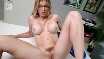 Cory Chase - Naughty Step Wife Is Tricked And Stuck