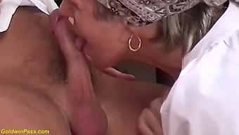 Busty Hairy Bush 73 Years Old Farmer Granny Gets Deep Fucked By Her Horny Boyfriend
