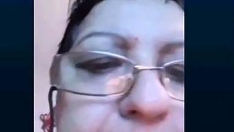 Brazilian Mature Show Tits