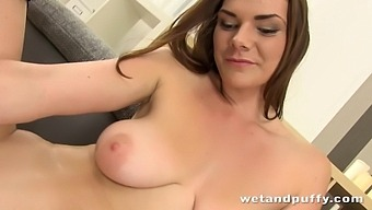 Paulina In As Wet As Puffy At Puffynetwork