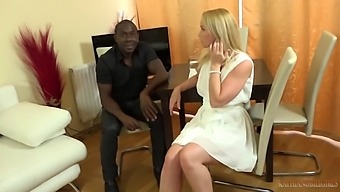 Your Boss'S Huge, Black Dick Making Me Cum Over And Over Again