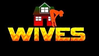 Bored Classic Housewife Masturbates