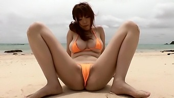 Exotic Japanese Model In Horny Solo Female, Red Head Jav Video