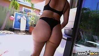 Valentina Jewels - Latin Ass Bouncing All Over My Dick