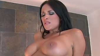 Hot Anissa Kate Loves Riding A Cock While Her Big Tits Bounce