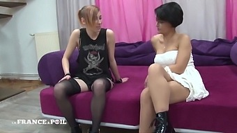 Casting Couch Of A Pretty Petite Teen - Hard Fuck