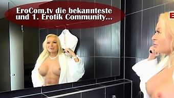 German Skinny Milf At Real Pick Up Date Casting