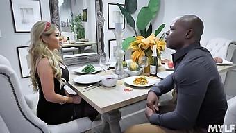 Interracial Fucking With Busty Cheating Wife Kayla Kayden