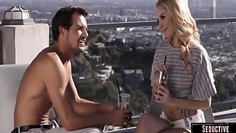 Milf Sucks Dick Before Erotic Sex In Couple
