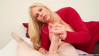 Busty Nude Mature Is Keen To Jerk Some Proper Cock