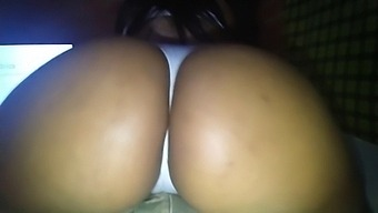 Latina Brunette Dances To Get Fucked In The Ass, Ebony Anal Spanish
